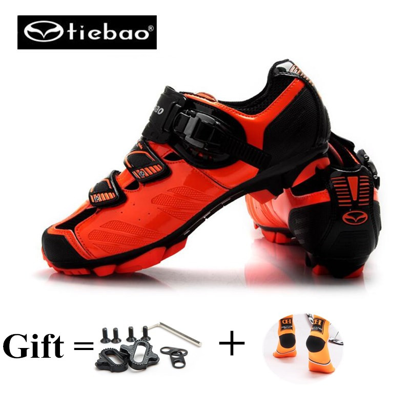 TIEBAO mountain bike Shoes cycling shoes zapatillas deportivas mujer hombre MTB Bicycle Cycling Shoes superstar men sneakers sidebike cycling shoes mtb road 2017 zapatillas deportivas hombre outdoor bike sapato feminino sneakers women superstar shoes