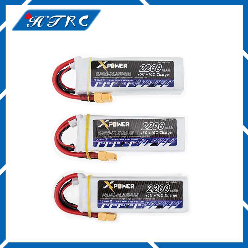 3pcs Lipo 4S 14.8v 2200Mah 45C Lithium Battery T or XT60 plug ZOP batteries For RC Helicopter Qudcopter Drone Car Boat Bateria настольная игра magellan шакал mag00011