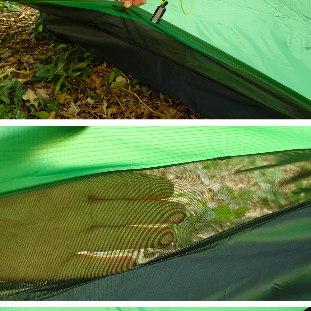 para acampamento caminhadas mochila poleless à prova