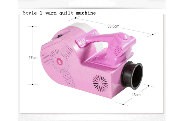 Anti-milbe Sterilisation Warme Bettdecke Maschine Kleidung Schuhe Trockner Familie Multi-funktionale Heizung Hotel Liefert
