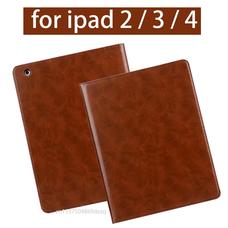 Retro Flip Book PU Leather Case For apple ipad 2 3 4 Luxury Magnetic Stand Smart Cover For iPad 3 tablet + Stylus ultra thin smart flip pu leather cover for lenovo tab 2 a10 30 70f x30f x30m 10 1 tablet case screen protector stylus pen
