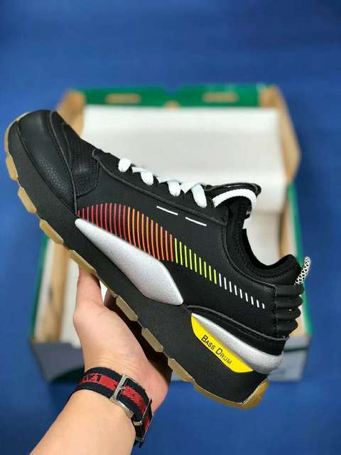 266ec6e0205a6a Hot Sale New Arrival Puma RS-0 Re-Invention Unisex Sports Shoes Men s and  Wome s Sneakers Badminton Shoes Size36-44