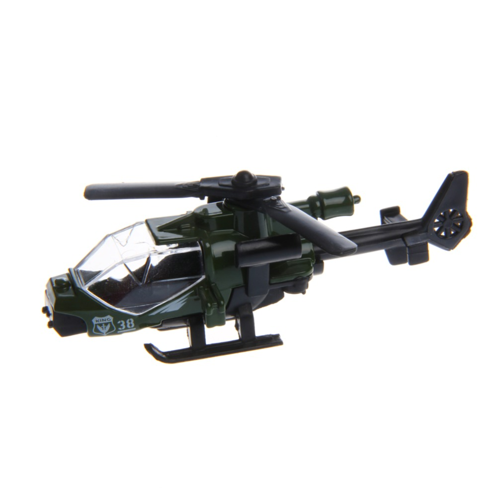 Hot 6Pcs 1:87 Scale Car Military Military Engineering Aircraft Vehicle Kid Toy Model