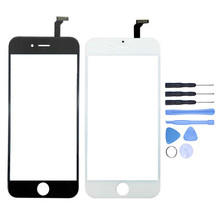 Replacement Touch Screen Digitizer Front Glass Panel Sensor For iPhone 6 4.7″ / 6 Plus 5.5″+Tools, Free Shipping&Tracking Number