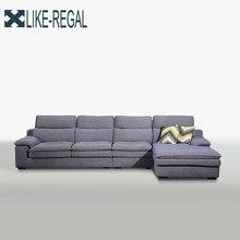 Мебель для гостиной Down Corner на заказ современный европейский стиль диван