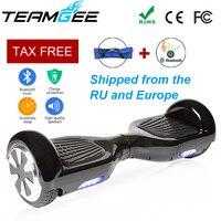 Original mini smart auto equilibrio scooter eléctrico 2 de dos ruedas skateboard hoverboard 6.5 pulgadas precio bajo tablero de hoover