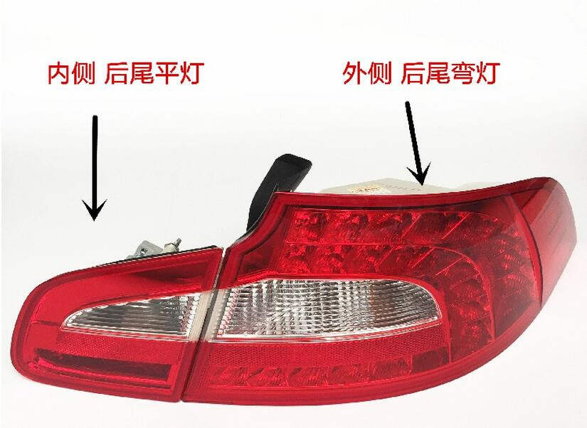 car-styling,Superb Tail light,2009 2010 2012 2013,led,Free ship!Superb fog light;car-covers,Superb tail lamp,rapid;Yeti,Fabia car styling golf6 taillight 2011 2013 led free ship 4pcs golf6 fog light car covers golf7 tail lamp touareg gol golf 6