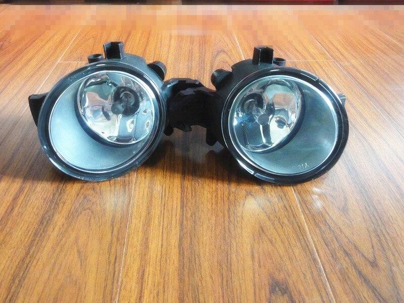 2Pcs/Pair front bumper driving fog light lamp for NISSAN Qashqai 2008-2014