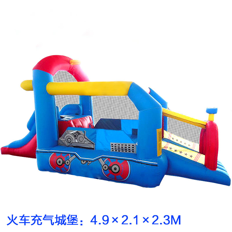 high quality bouncy castle train inflatable bounce househot sale inflatale - Bounce House For Sale
