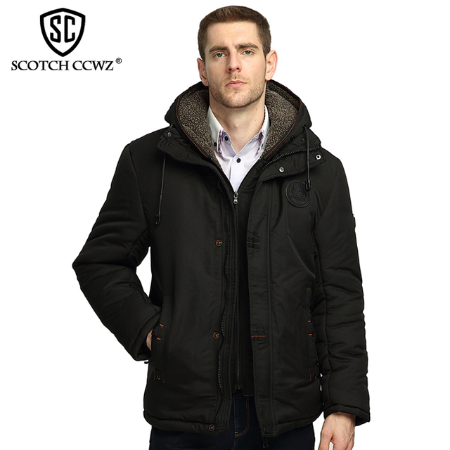 Aliexpress.com : Buy SCOTCH CCWZ Brand Top Quality Winter Jacket ...