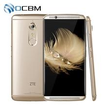 Original ZTE Axon 7 A2017 Snapdragon 820 MSM8996 Quad Core 2 15GHz 20 0MP 5 5
