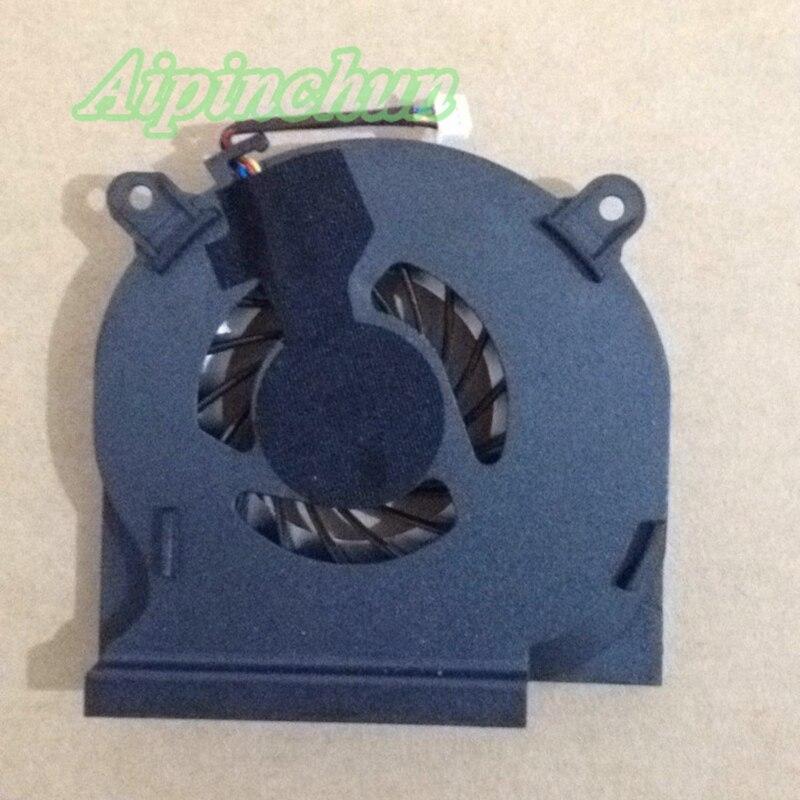 Aipinchun New CPU Cooling Fan For Dell E6400 E6410 E6510 DP/N:04H1RR Cooler Radiators Laptop Fan