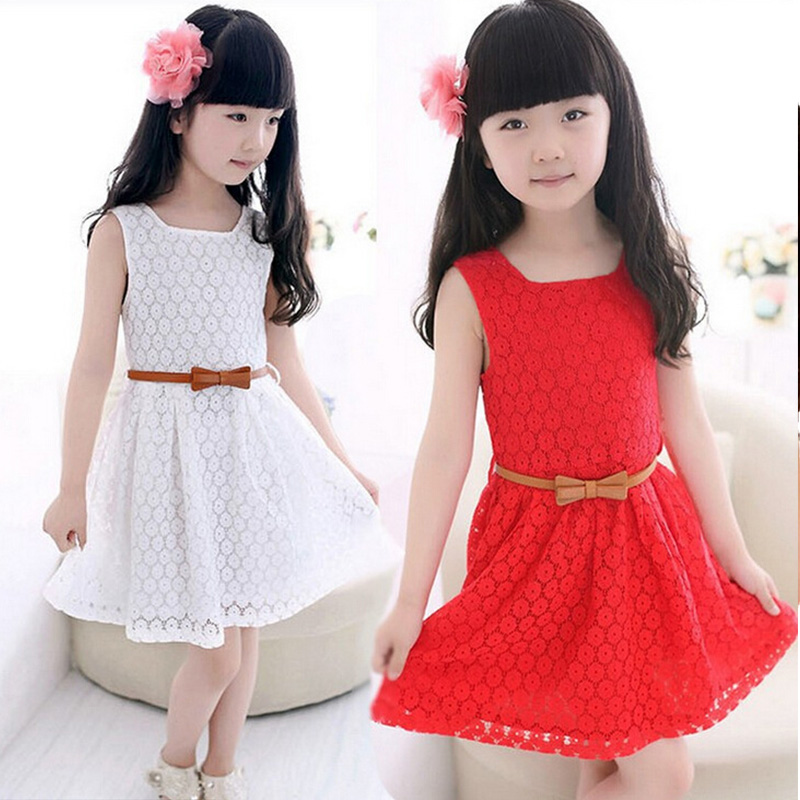 a0247b04d 2016 SUMMER NEW children clothes girls beautiful lace dress quality ...