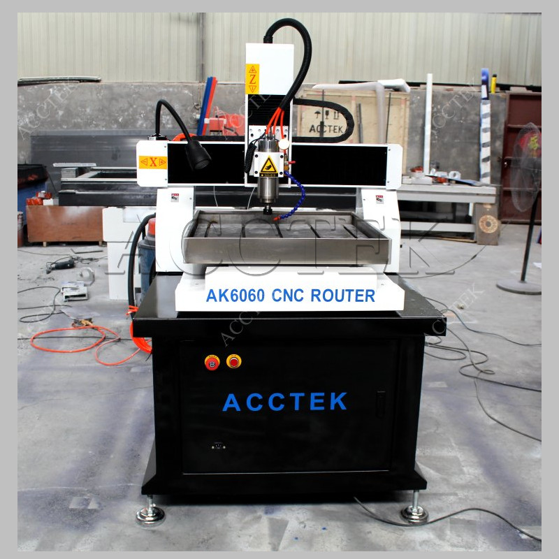 Easy Operation Model Mould Making Machine Shoe Mould Making Cnc Machine AK6060