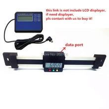 0-150 мм/6 дюймов алюминиевые хрозонтальные цифровые весы блок горизонтальные весы блок цифровой машины весы