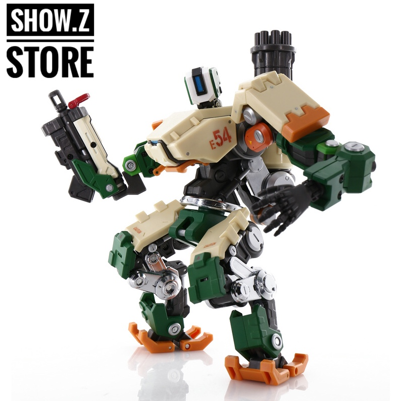 [Show.Z Store] DX9 K1 Freeman (Bastion) OW Three Changes Tank Action Figure