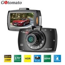 Gotomato Тире камерой Оригинал Новатэк 96650 G30 Автомобильный ВИДЕОРЕГИСТРАТОР Full HD 1080 P Автомобильная Камера Video Recorder 170G-sensor Ночного Видения Автомобилей Видеорегистраторы