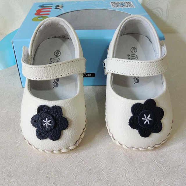 Leather Soft Sole Baby Shoes Toddler Moccasin Polo Sapato Infantil Menino First Walkers Leather Baby Footwear 703138