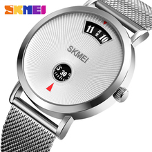 SKMEI 1489 Fashion Men Quartz Watch Dive 30M Waterproof Male Wristwatch Sport Watch Relogio Masculino 2019 Luxury Brand Watches skmei sport quartz watches men causal fashion watch leather strap waterproof date wristwatches male relogio masculino wristwatch