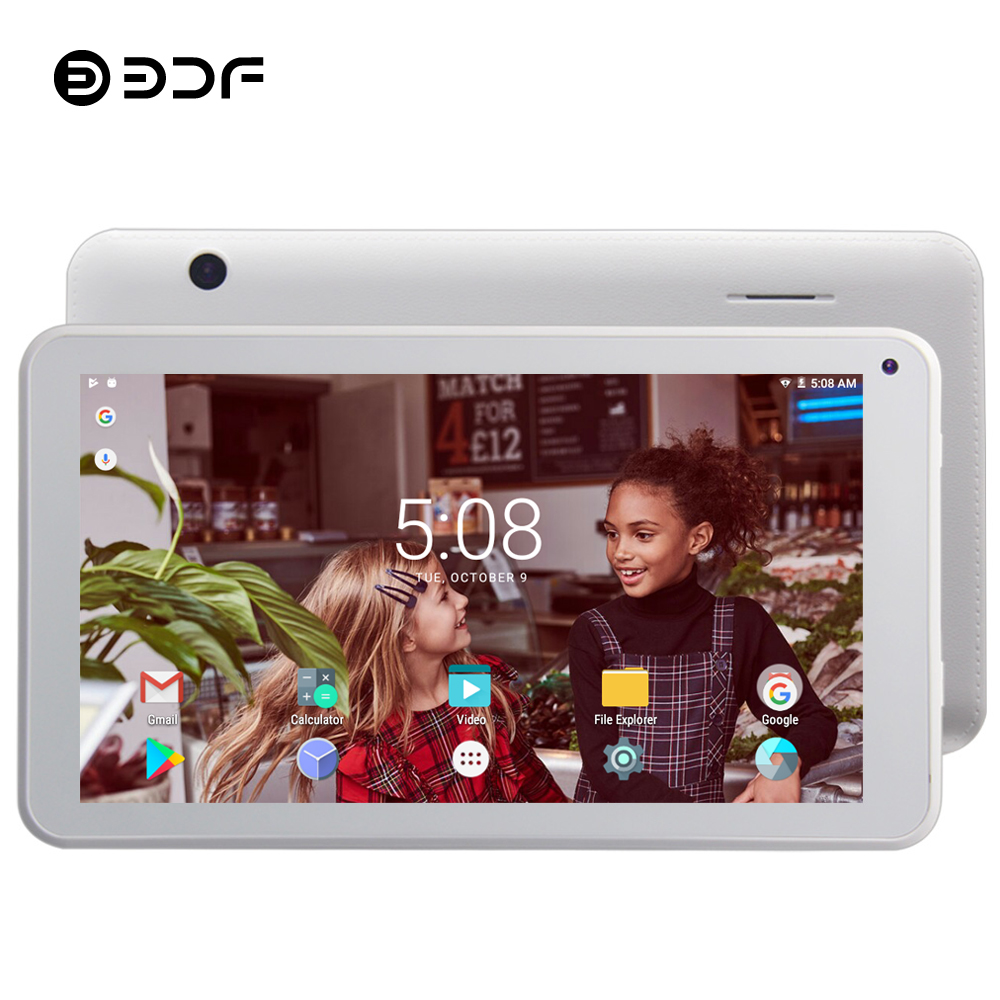 Bdf 7 Inch Kids Tablets Pc Android 5.1 Google Play 8gb Quad Core Bluetooth Wifi Tablet 7 8 9 10 Babypad Android Tablet For Kids #3