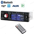 1din Bluetooth Car Radio Stereo support rear camera 4 inch HD screen MP5 Player FM USB / SD AUX in /remote control