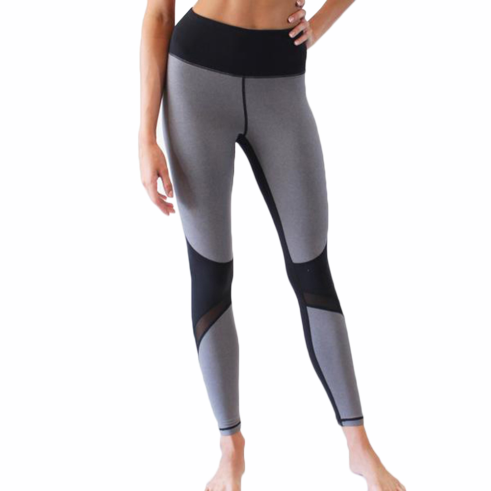 Women High Waist Yoga Pants Cross Belt Dance Tights Compression Running Leggings Skinny Fitness Sports Pants