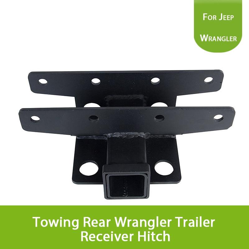 Remorquage Arrière Wrangler Remorque Attelage Pour Jeep JK 2 Porte et 4 Porte 07-16