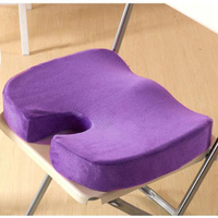 Hot New Coccyx Orthopedic Memory Foam Seat Cushion For Chair Car Office Home Bottom Seats Massage