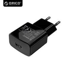 ORICO USB устройство с ЕС Разъем зарядное устройство мобильного телефона 2A 1A 5 Вт 10 Вт зарядное устройство usb для планшетных ПК
