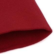 Unisex Hat Cotton Solid Warm Soft (19 colors)