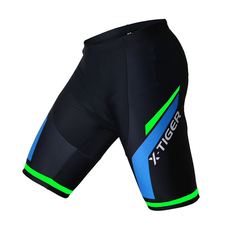 Coolmax 5D Padded, Cycling, Shorts Shockproof, MTB Bicycle Shorts 24