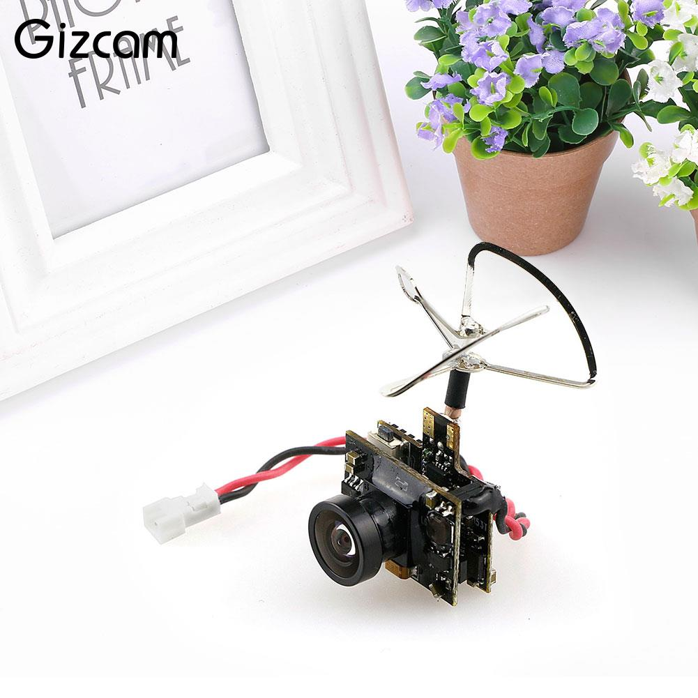 Gizcam JF 03 5.8GHz RC Black Metal Threeleaf Intersection Camera FPV Antenna Toys