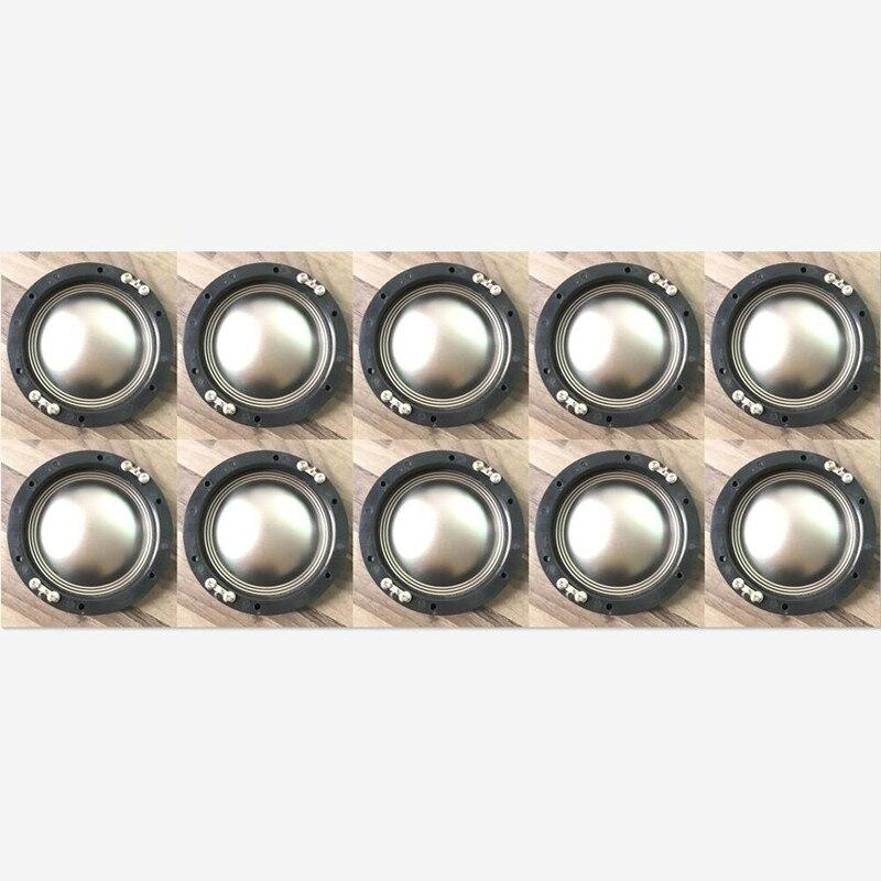 10 Stücke 72,2mm 72,5mm Höhen Schwingspule Lautsprecher 72 Core Titan Film Hochtöner Ring Stimme Membran Lautsprecher Zubehör Di Neueste Mode