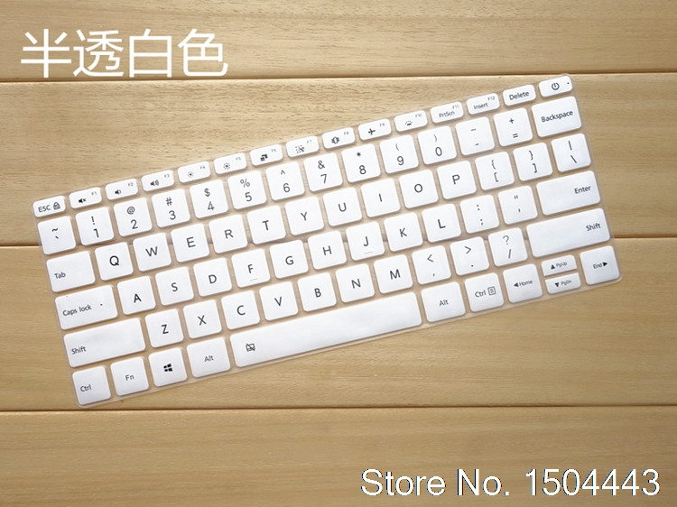 Us 227 5 Offcolorful Silicone Keyboard Cover Skin Protector For Xiaomi Air 13133 Mi Notebook Air 133 I5 6200u In Keyboard Covers From