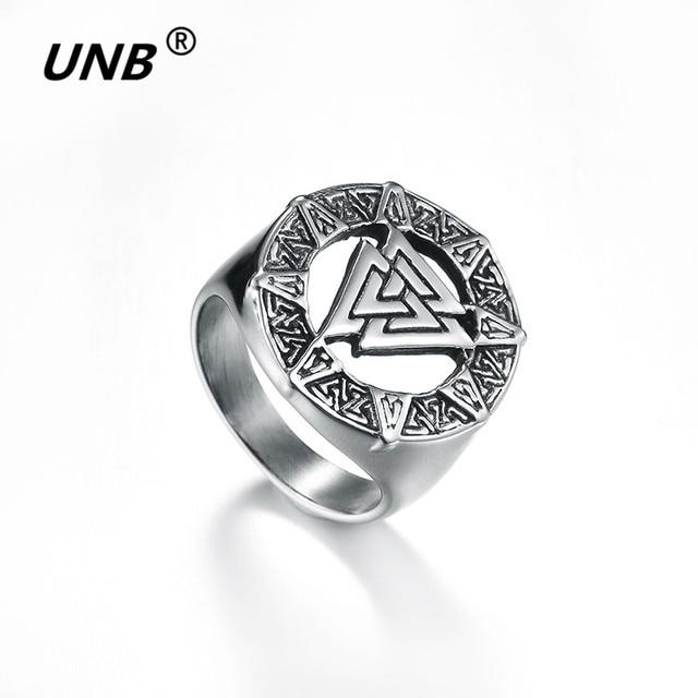mens stainless steel ring band illuminati the illunati pyramideye