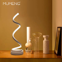 Creative 12W LED Dimmable Table Lamp Bedroom Reading Desk Light Modern Decor Bedside Lamp Study Eye Protect Table Lamp