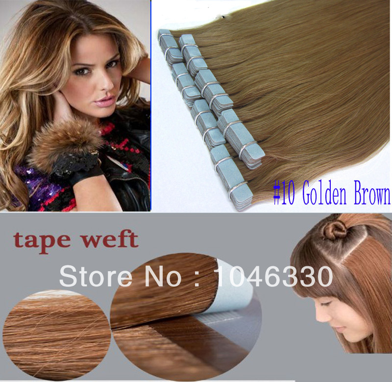 Easy To Use Diy Invisible Double Sided Tape Skin Weftskin Tape Hair