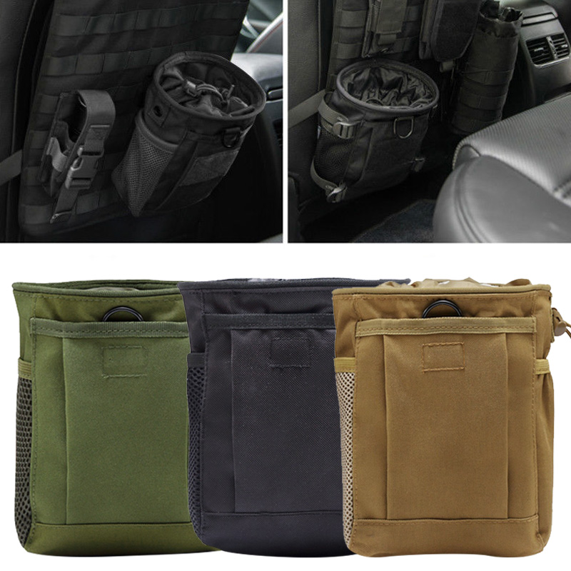 3 цвета Оксфорд ткань поясной мешок Охота Кемпинг Карманный страйкбол DIY мешок для патронов на открытом воздухе шнурок для талии Тактический