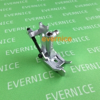 Spring Edge Guide Left Side Topstitch Foot 1/4(6mm) for Pfaff 145 335 545 1245