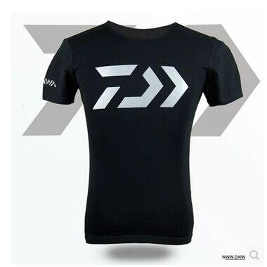 Prix pour Vêtements de pêche En Plein Air sport T-shirt Hommes gilet de pêche de pêche T-Shirt à séchage rapide Sport vêtements
