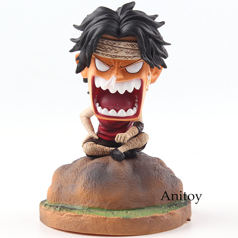 ONE PIECE//FIGURA PORTGAS D PORTGAS YOUNG VER IN BOX ACE 12 CM