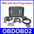Auto Key Transponder SBB Programmer Silca Sbb V33.02 support Multi-Brands and Multi-languages SBB V33.2 Key Maker DHL Free Ship