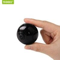 SAGO mini HD 360 video camera VR Panoramic Camera portable pocket Camera Dual Lens for Type c/Micro usb phones PK insta 360 air