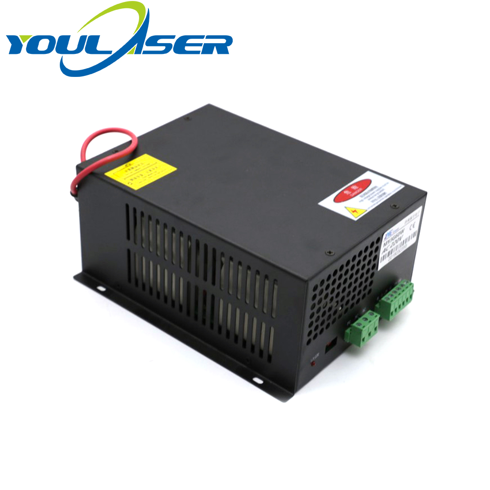 50W CO2 Laser Power Supply MYJG-50W for CO2 Laser Engraving and Cutting Machine co2 laser power supply 50w for co2 laser tube 50w for co2 laser cutting machine 50w