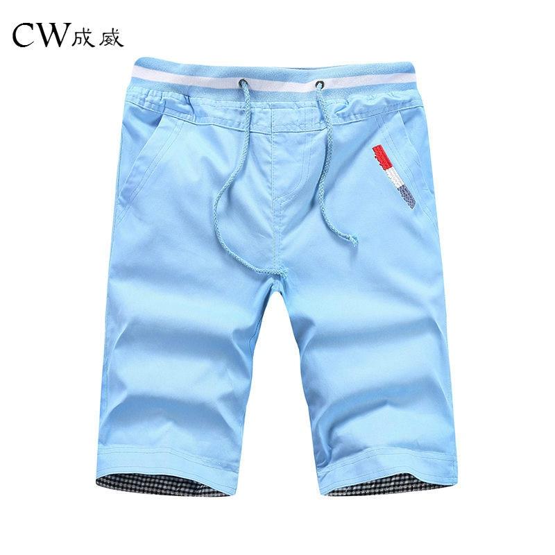 2019 Newest Summer Casual Shorts Men Cotton Fashion Style Men Shorts Bermuda Beach 9colors Shorts Plus Size M-3xl Short For Male Hot Sale 50-70% OFF Men's Clothing