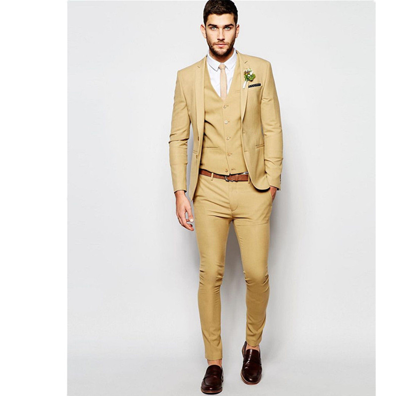 Let the bells ring [Trama grupal] - Boda Brennan & Lilah Golden-Men-Suit2017-Slim-Fit-Tuxedos-Custom-Made-New-Fashion-Formal-Business-Suit-Men-s-suit
