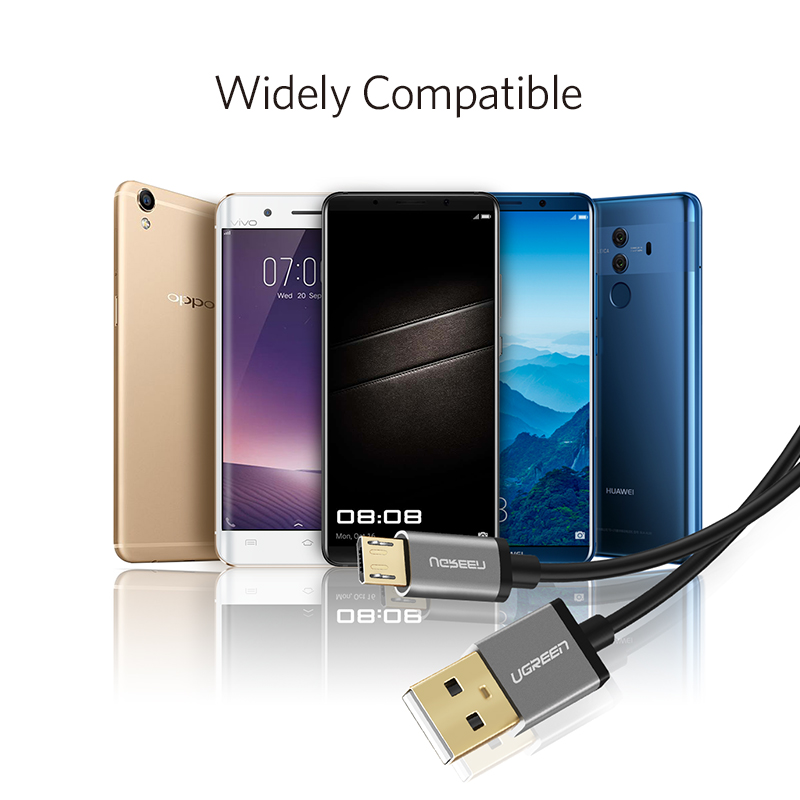 Fast Charging Micro USB Cable 5