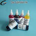UV Dye ink for Epson 1430 and A4 Light Transfer Paper A4 Dark Transfer Paper