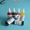 Uv tinta del tinte para epson 1430 y claro a4 papel de transferencia a4 papel de transferencia oscuro