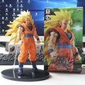19 CM Dragon Ball Super Saiyan 3 Goku Kakarotto Figura de Acción Juguetes